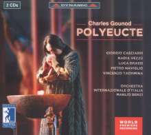 Charles Gounod (1818-1893): Polyeucte, 2 CDs