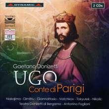 Gaetano Donizetti (1797-1848): Ugo Conte di Parigi, 2 CDs