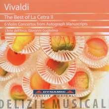 Antonio Vivaldi (1678-1741): Violinkonzerte RV 189,202,271,277,286,391, CD