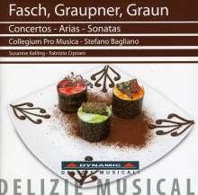 Christoph Graupner (1683-1760): Kantaten, CD