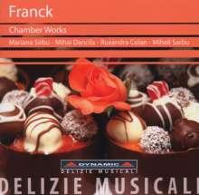 Cesar Franck (1822-1890): Klaviertrios Nr.1 & 2, CD