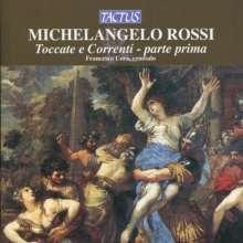 Michelangelo Rossi (1602-1656): Toccate e Correnti Vol.1, CD