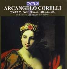 Arcangelo Corelli (1653-1713): Sonate da Camera op.2, CD