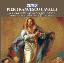 Francesco Cavalli (1602-1676): Vespro della beata Vergine, CD