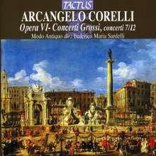 Arcangelo Corelli (1653-1713): Concerti grossi op.6 Nr.7-12, CD