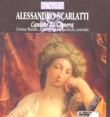 Alessandro Scarlatti (1660-1725): 5 Kantaten, CD