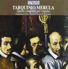 Tarquinio Merula (1590-1665): Sämtliche Orgelwerke, CD