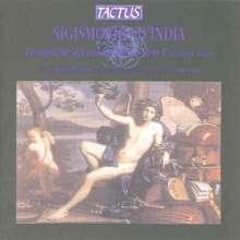 Sigismondo d'India (1582-1629): Le Musiche da Cantar solo (Libro 5), CD