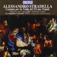 Alessandro Stradella (1642-1682): Cantata per la Notte del SS.mo Natale (Weihnachtskantate), CD