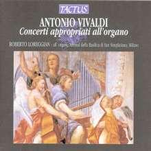 Roberto Loreggian spielt Vivaldi-Bearbeitungen, CD
