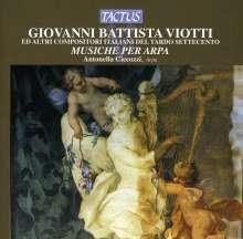 Giovanni Battista Viotti (1755-1824): Harfensonate, CD