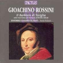 """Gioacchino Rossini (1792-1868): Harmoniemusik zu """"Der Barbier von Sevilla"""", CD"""