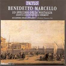Benedetto Marcello (1686-1739): Duette & Kantaten, CD
