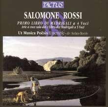 Salomone Rossi (1570-1630): Madrigali (1.Buch), CD