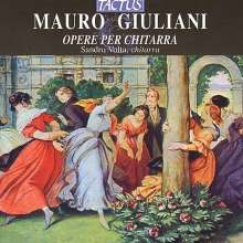 Mauro Giuliani (1781-1829): Gitarrenwerke, CD