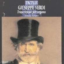 Giuseppe Verdi (1813-1901): Operntranskriptionen für Orgel, CD