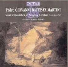 Giovanni Battista Martini (1706-1784): Cembalosonaten Nr.9-12, CD