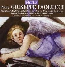 Giuseppe Paolucci (1727-1777): Geistliche Werke, CD