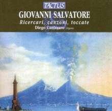 Giovanni Salvatore (1610-1688): Orgelwerke, CD