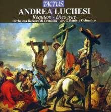 Andrea Luchesi (1741-1801): Requiem, CD