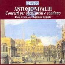 Antonio Vivaldi (1678-1741): Oboenkonzerte RV 449,451,454,455,460,461, CD