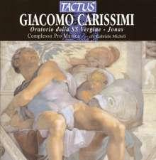 Giacomo Carissimi (1605-1674): Oratorio della SS Vergine, CD