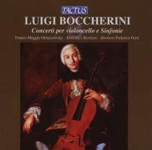Luigi Boccherini (1743-1805): Symphonien G.490 & 506, CD
