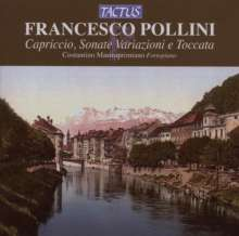 Francesco Pollini (1762-1846): Klaviersonaten op.26 Nr.3 & 6, CD
