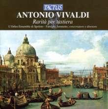 Antonio Vivaldi (1678-1741): Orgelkonzerte RV 310,584,766,767,774,775, CD