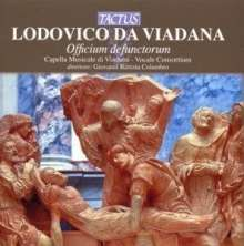Lodovico da Viadana (1560-1627): Missa pro defunctis, CD