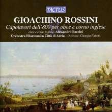 Gioacchino Rossini (1792-1868): Streichersonate Nr.1, CD