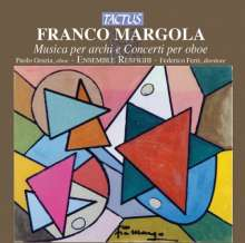 Franco Margola (1908-1992): Oboenkonzerte, CD