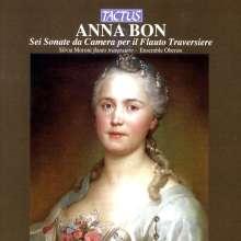 Anna Bon di Venezia (1738-1767): Sonaten da Camera Nr.1-6, CD