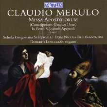 Claudio Merulo (1533-1604): Missa Apostolorum, CD