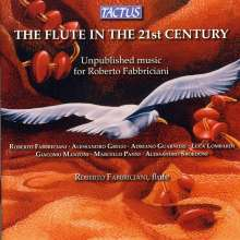Roberto Fabbriciani - The Flute in the 21st Century, CD