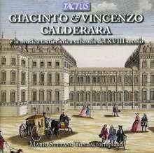 Mario Stefano Tonda - Giacinto & Vincenzo Calderara, CD