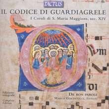 Il Codice Di Guardiagrele (14.Jahrhundert), CD