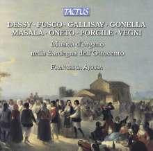 Francesca Ajossa - Musica d'organo nella Sardegna dell'Ottocento, CD