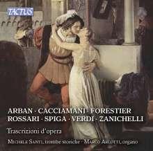 "Musik für Trompete & Orgel ""Opera Transcriptions"", CD"