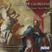 Giuseppe Giordani (1751-1798): Messa e Vespro für Soli, Chor & Orgel, CD