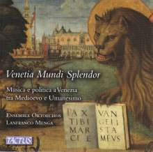 Venetia Mundi Splendor, CD