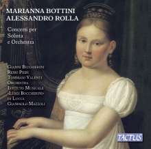 Marianna Bottini (1802-1858): Klavierkonzert, CD