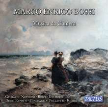 Marco Enrico Bossi (1861-1925): Kammermusik, CD
