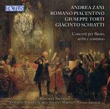 Raffaele Trevisiani - Concerti für Flöte, Streicher & Bc, CD