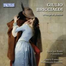 Giulio Briccialdi (1818-1881): Werke für Flöte & Klavier, CD