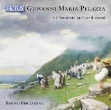 Giovanni Maria Pelazza (1847-1936): Orgelsonaten Nr.1-12, CD