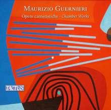 Maurizio Guernieri (geb. 1962): Kammermusik, CD