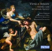 Virtu e Amore - Sinfonie e Arie del secondo Barocco, CD
