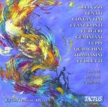 Barbara Vignudelli - Liriche per Voce e Chitarra, CD