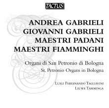 Luigi Ferdinando Tagliavini & Liuwe Tamminga, 2 CDs
